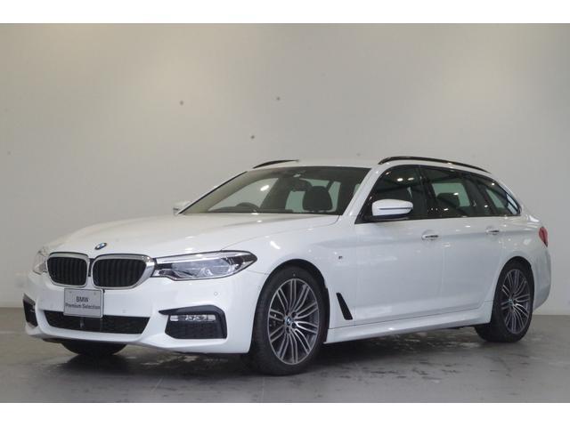 BMW 5シリーズ 523iツーリング Mスポーツ 弊社デモカー