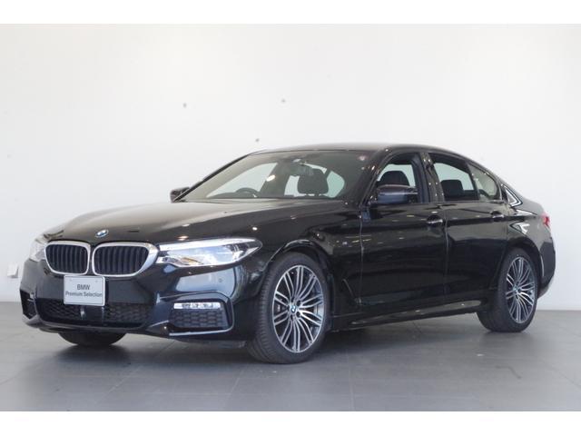 BMW 5シリーズ 523i Mスポーツ 認定中古車 アクティブクルーズコントロール 全周囲カメラ レーンキープアシスト 地デジ 電動フロントシート