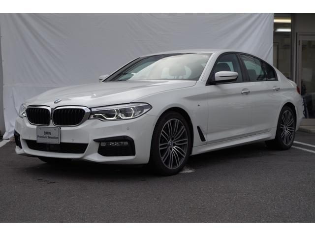 BMW 5シリーズ 530i Mスポーツ 弊社デモカー