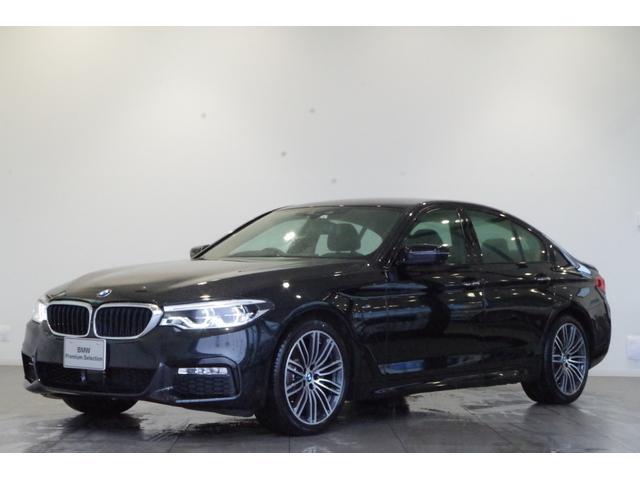 BMW 5シリーズ 523i Mスポーツ 認定中古車 アクティブクルーズコントロール 全周囲カメラ 地デジ 電動フロントシート