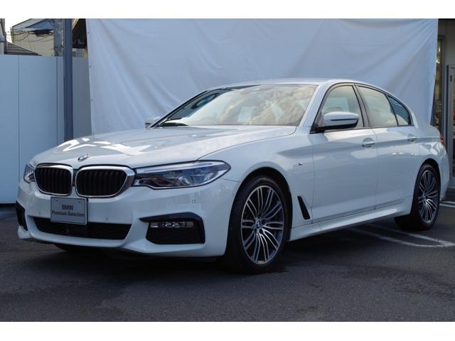 BMW 530i Mスポーツ 530i Mスポーツ 正規認定中古車 メーカー保証2年付 全国納車可能 アクティブクルーズコントロール レーンキープアシスト