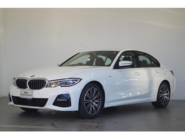 BMW 3シリーズ 320d xDrive Mスポーツ 正規認定中古車 2年保証 コンフォートPKG リバースアシスト 全方位モニター