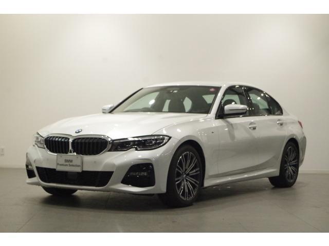 BMW 3シリーズ 320d xDrive Mスポーツ 正規認定中古車 2年保証 コンフォートパッケージ パーキングアシストプラス リバースアシスト シートヒーター