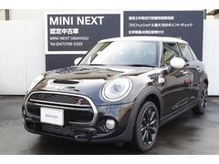 MINIクーパーSD ペッパ・Bカメラ・アームレスト・白ルーフ