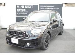 MINIクーパーS クロスオーバー 限定車ブラックヒース