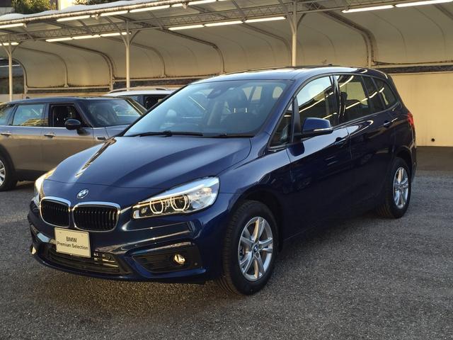 2シリーズグランツアラー(BMW)218iグランツアラー 中古車画像