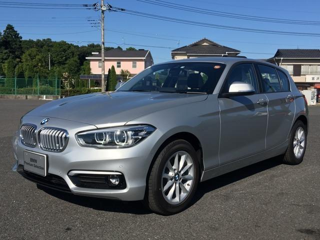 BMW 118d スタイル アドバンスド パーキング サポート