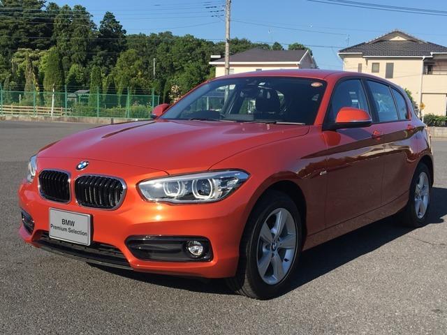 BMW 118d スポーツ コンフォート パッケージ