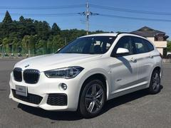 BMW X1xDrive 20i Mスポーツ 4WD Mスポーツアルミ