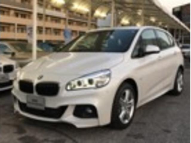 2シリーズクーペ(BMW)218d xDriveアクティブツアラー Mスポーツ 中古車画像