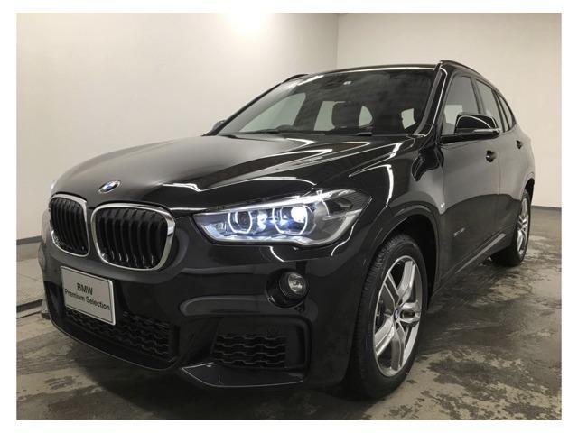 BMW sDrive 18i Mスポーツ ACC