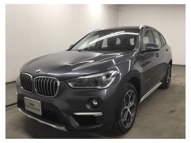 BMW sDrive 18i xラインACCヘッドアップディスプレイ