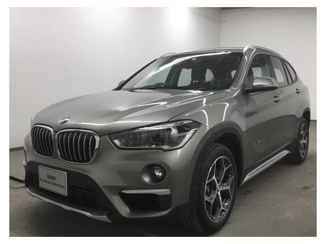 BMW sDrive 18i xライン 18インチアロイホイール
