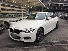 BMW320i Mスポーツ エディションシャドー 特別仕様車