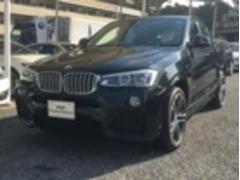 BMW X4xDrive 35i Mスポーツ