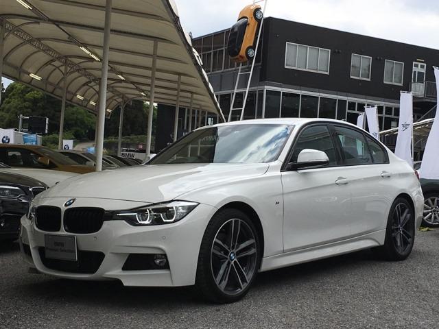 BMW 320i Mスポーツ エディションシャドー ACC