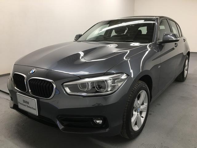 BMW 118dスポーツ コンフォートPパーキングサポートP ACC