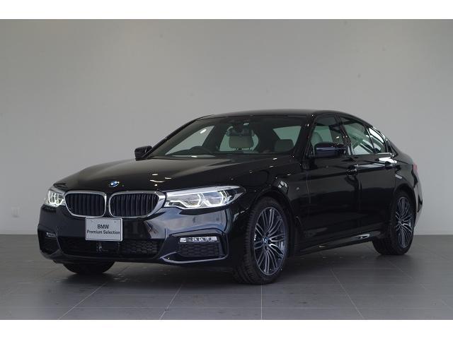 BMW 523d Mスポーツ イノベションPKG ハイラインPKG