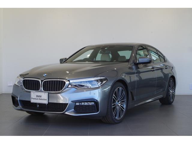 BMW 523i Mスポーツ イノベーションPKG ハイラインPKG