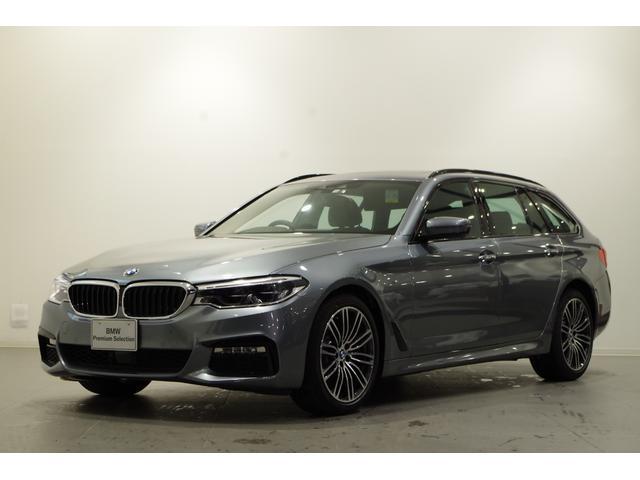BMW 523iツーリング Mスポーツ サンルーフ ACC 地デジ