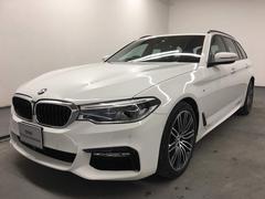 BMW523iツーリング Mスポーツ ACC 地デジ レザーシート