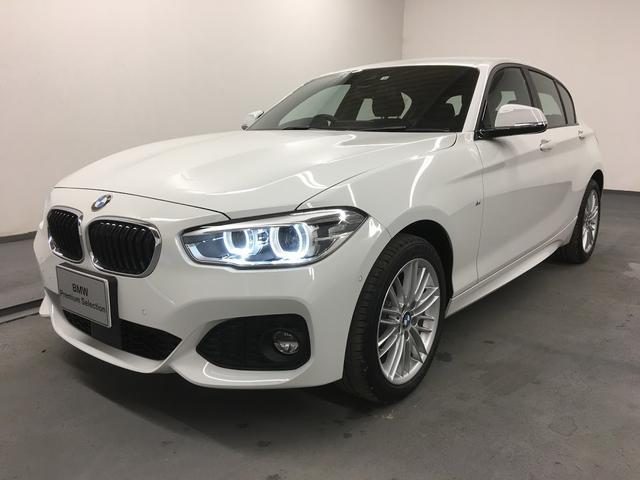 BMW 118i Mスポーツ パーキングサポートパッケージ ACC