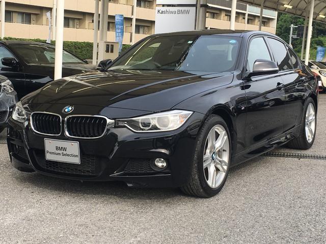 BMW 320i Mスポーツ 6MT アルカンターラ