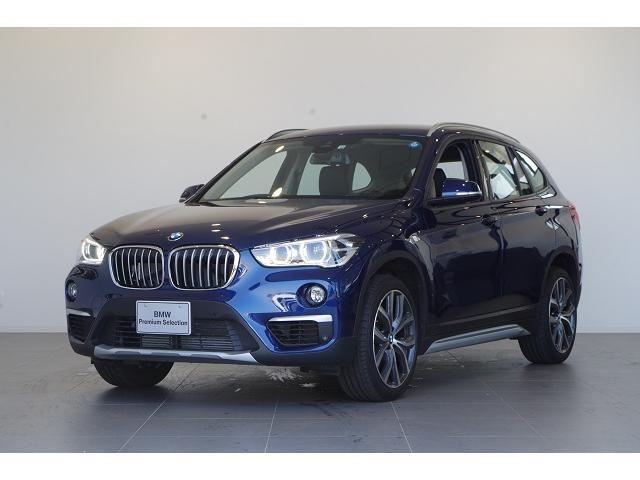 BMW xDrive20xライン アドバンスドアクティブセーフティP