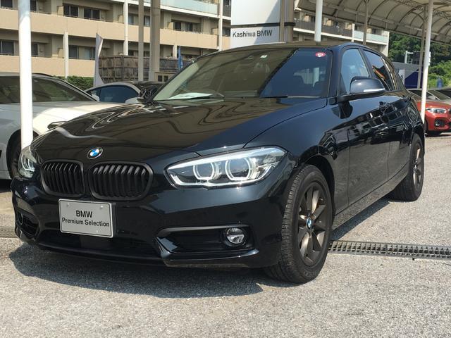BMW 118i スタイル ACC コンフォートP バックカメラ