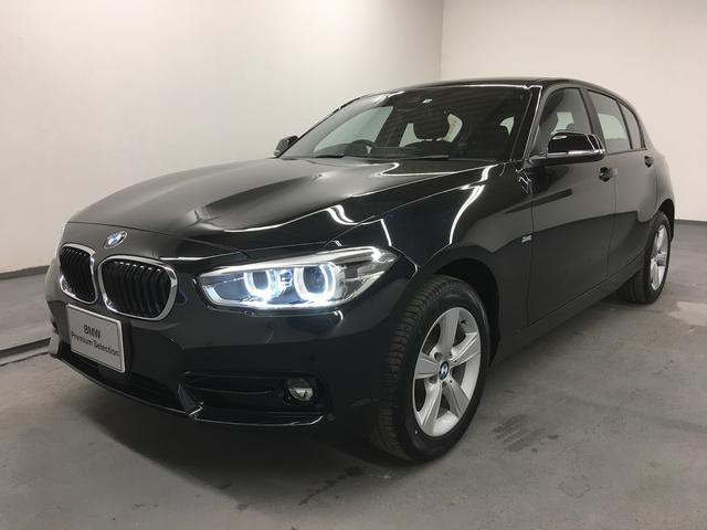 BMW 118dスポーツ ACC コンフォートPパーキングサポートP