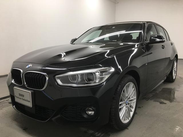 BMW 118d Mスポーツ ACC パーキングサポートパッケージ
