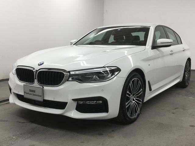 BMW 5シリーズ 530i Mスポーツ イノベーションPKG ブラックレザー