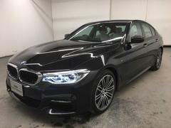 BMW530i Mスポーツ アイボリーレザー