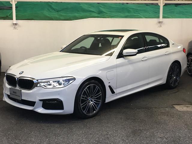 BMW 530e Mスポーツ 正規認定中古車 メーカー保証2年付 全国納車可能