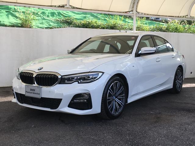 BMW 320i Mスポーツ コンフォートパッケージ パーキングアシスト