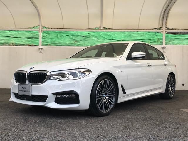 BMW 523i Mスポーツ イノベーションP HUD ACC 弊社デモカー 正規認定中古車 2年保証