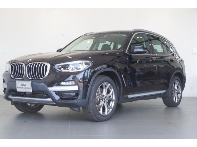 BMW xDrive 20d Xライン 正規認定中古車 弊社デモカー ハイラインパッケージ ブラックレザーシート