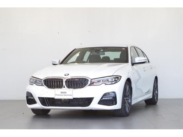 BMW 3シリーズ 320d xDrive Mスポーツ コンフォートパッケージ トップビューカメラ HDDナビ LEDライト アクティブクルーズコントロール リバースアシスト