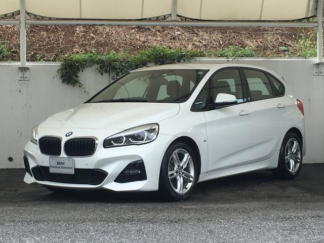 BMW 2シリーズ 218d xDriveアクティブツアラー Mスポーツ コンフォートパッケージ/パーキングサポートパッケージ/アドバンスドアクティブセーフティーパッケージ