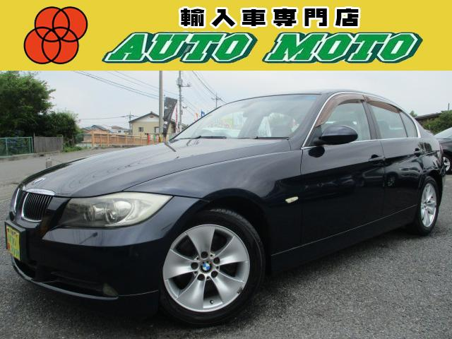 BMW 323i 保証付 直6EG HID ETC ドラレコ付 CD