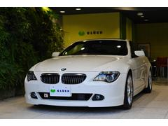 BMW650i サンルーフ BBS19インチ RECAROシート