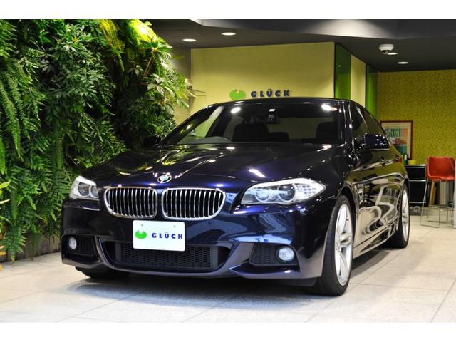 BMW 523i Mスポーツパッケージ HDDナビゲーション