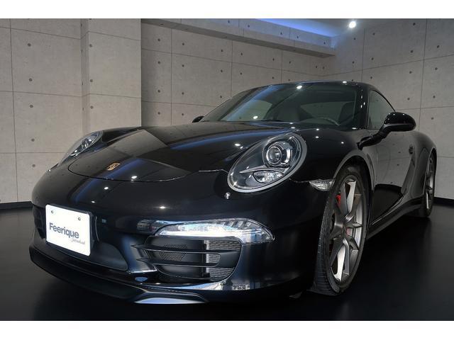 ポルシェ 911カレラ4S 左ハンドル シートヒータ/エアコン 禁煙車