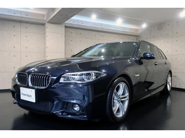 BMW 528iツーリング Mスポーツ サンルーフ 記録簿 ETC