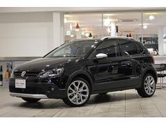 VW ポロクロスポロ 純正ナビ ETC リアカメラ 認定中古車