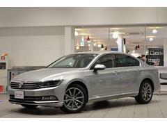VW パサートTSIハイライン 純正ナビ バックカメラ 認定中古車