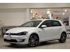 VW ゴルフGTEDCC 純正ナビ 18インチアルミ 認定中古車