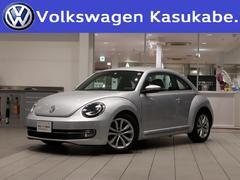 VW ザ・ビートルデザインレザーパッケージ 純正ナビ ETC 認定中古車