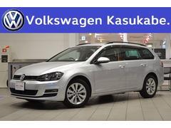 VW ゴルフヴァリアントTSIコンフォートライン 純正ナビ ETC 認定中古車