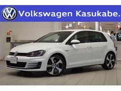 VW ゴルフGTIベースグレード 純正ナビ リアカメラ ETC 認定中古車